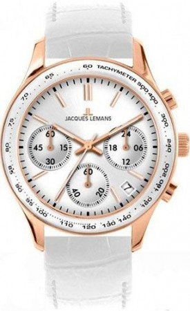 Женские часы JACQUES LEMANS 1-1587ZE