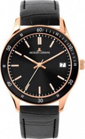 Женские часы JACQUES LEMANS 1-1623ZE