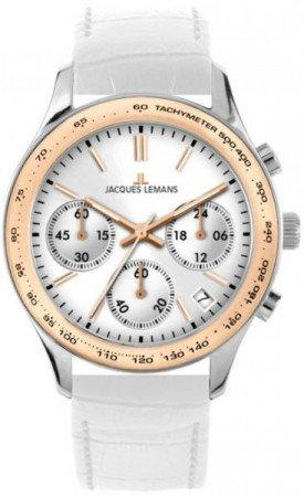 Женские часы JACQUES LEMANS 1-1587ZD
