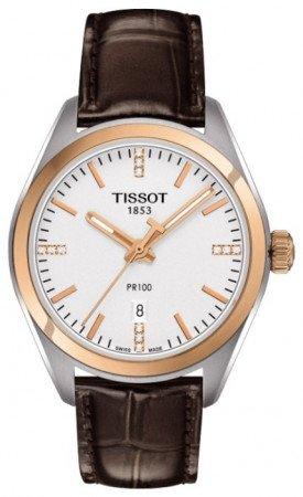 Женские часы TISSOT T101.210.26.036.00