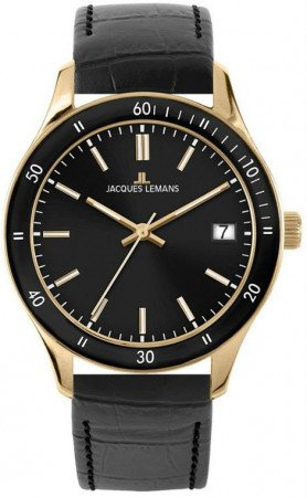 Мужские часы JACQUES LEMANS 1-1622ZC