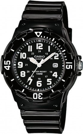 Женские часы CASIO LRW-200H-1BVEF