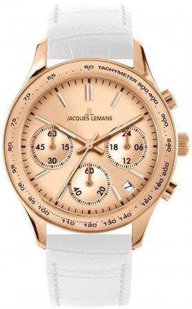 Женские часы JACQUES LEMANS 1-1587ZF