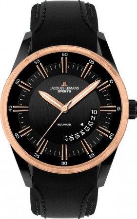 Мужские часы JACQUES LEMANS 1-1637E