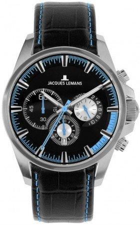 Мужские часы JACQUES LEMANS 1-1655C