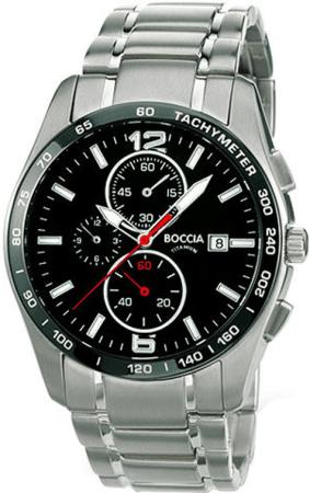 Мужские часы BOCCIA 3767-02