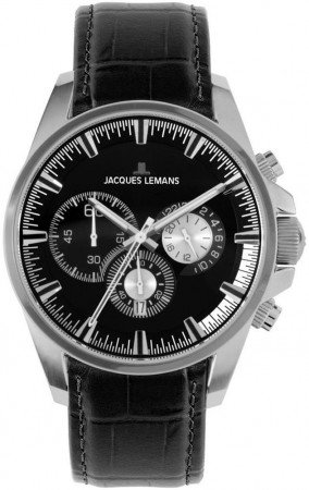Мужские часы JACQUES LEMANS 1-1655A