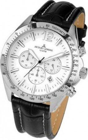 Мужские часы JACQUES LEMANS 1-1751B