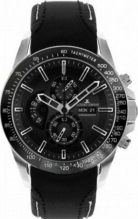Мужские часы JACQUES LEMANS 1-1635A