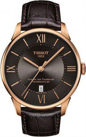 Мужские часы TISSOT T099.407.36.448.00