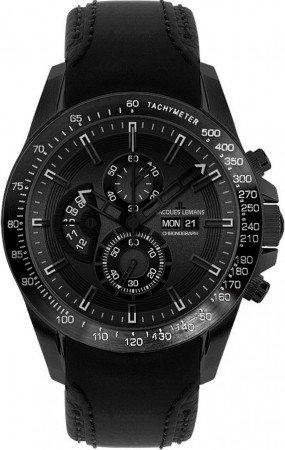 Мужские часы JACQUES LEMANS 1-1635C
