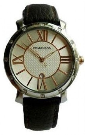 Женские часы ROMANSON TL1256QLR2T WH
