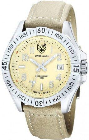 Мужские часы SWISS EAGLE SE-9021-02