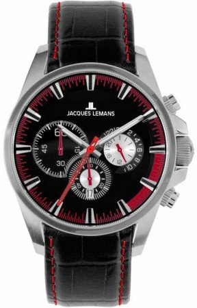 Мужские часы JACQUES LEMANS 1-1655D