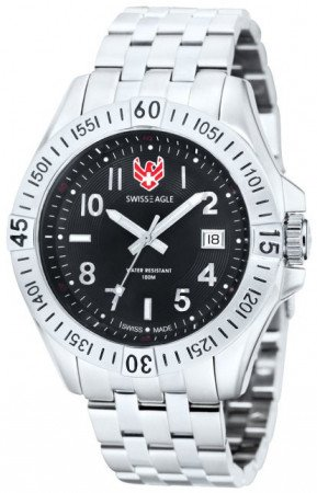 Мужские часы SWISS EAGLE SE-9021-11