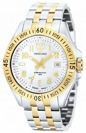 Мужские часы SWISS EAGLE SE-9021-33