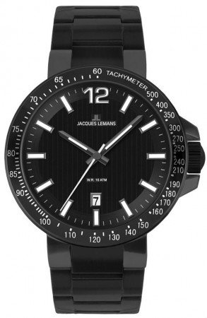 Мужские часы JACQUES LEMANS 1-1695F
