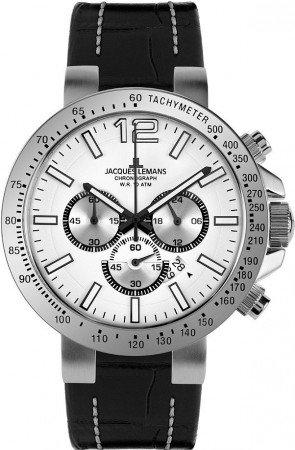 Мужские часы JACQUES LEMANS 1-1717B