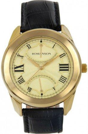 Мужские часы ROMANSON TL2615BMG GD