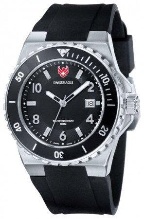 Мужские часы SWISS EAGLE SE-9039-01