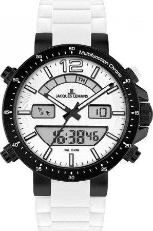 Мужские часы JACQUES LEMANS 1-1712P