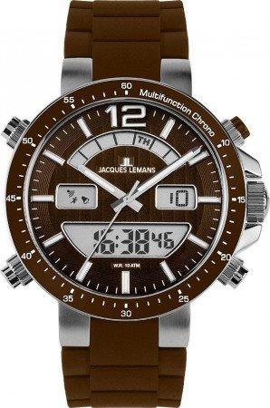 Мужские часы JACQUES LEMANS 1-1712W