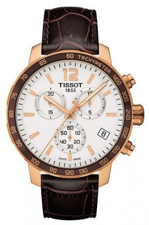 Tissot QUICKSTER CHRONOGRAPH T095.417.36.037.00