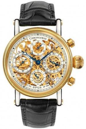 Мужские часы CHRONOSWISS CH 7522 S