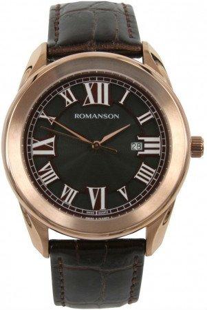 Мужские часы ROMANSON TL2615MRG BK