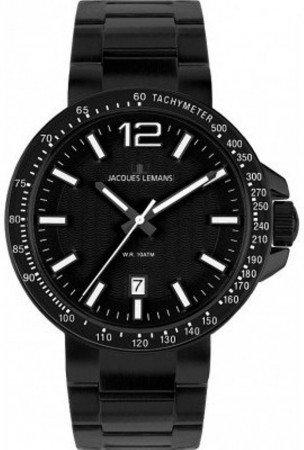Мужские часы JACQUES LEMANS 1-1711E