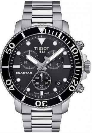 Часы TISSOT T120.417.11.051.00