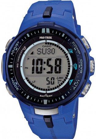 Мужские часы CASIO PRW-3000-2BER
