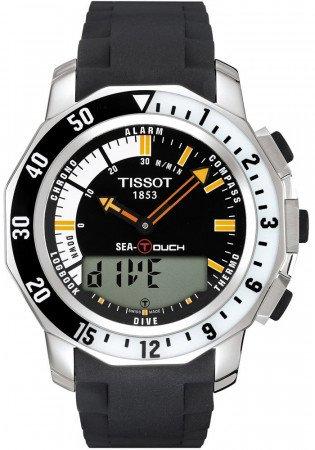 Мужские часы Tissot T026.420.17.281.00