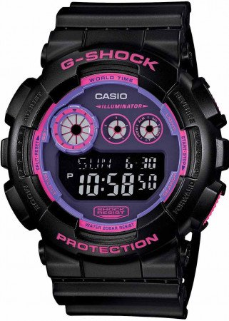 Мужские часы CASIO G-Shock GD-120N-1B4ER