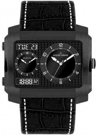Мужские часы JACQUES LEMANS 1-1708C