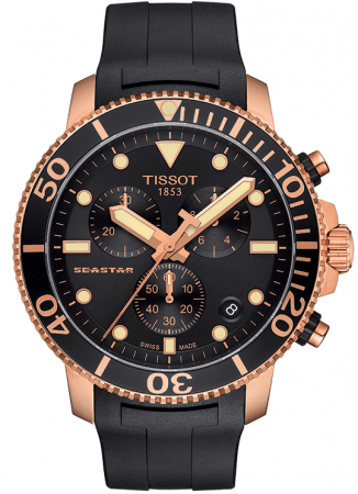 Часы TISSOT T120.417.37.051.00