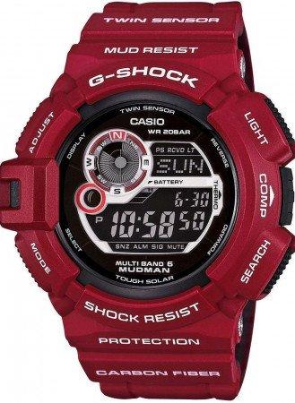 Мужские часы CASIO G-9300RD-4ER