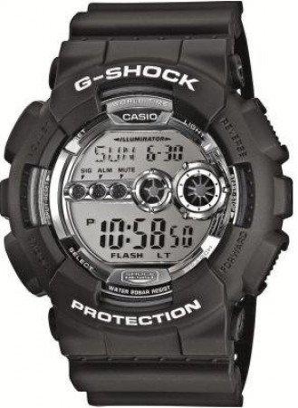 Мужские часы CASIO G-Shock GD-100BW-1ER