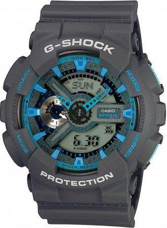 Мужские часы CASIO GA-110TS-8A2ER