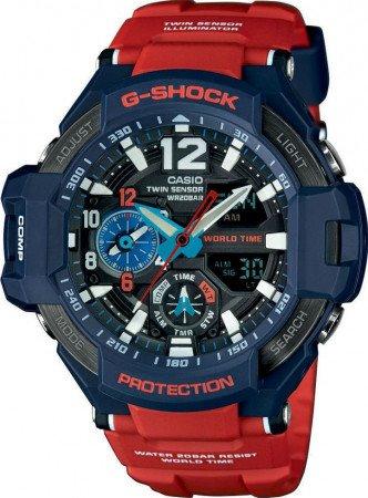 Мужские часы CASIO GA-1100-2AER