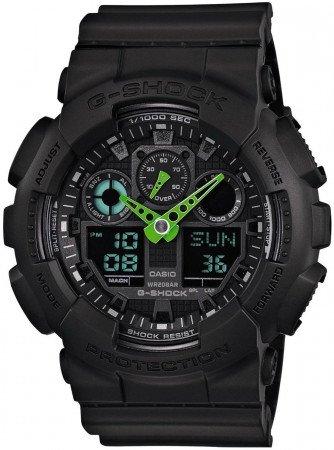 Мужские часы CASIO G-Shock GA-100C-1A3ER