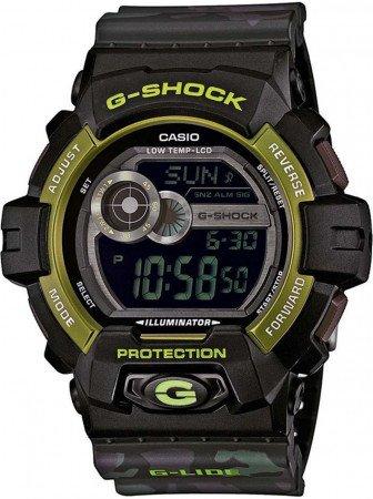 Мужские часы CASIO G-Shock GLS-8900CM-1ER