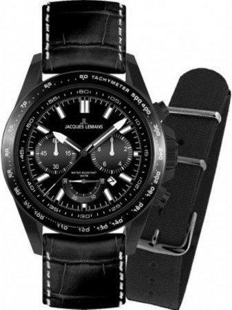 Мужские часы JACQUES LEMANS 1-1756D