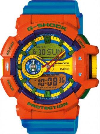 Мужские часы CASIO GA-400-4AER