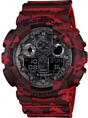 Мужские часы CASIO GA-100CM-4AER