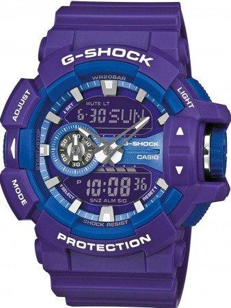 Мужские часы CASIO G-Shock GA-400A-6AER