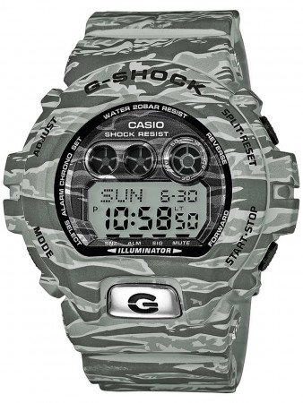 Мужские часы CASIO G-Shock GD-X6900TC-8ER