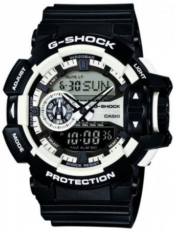 Мужские часы CASIO G-Shock GA-400-1AER