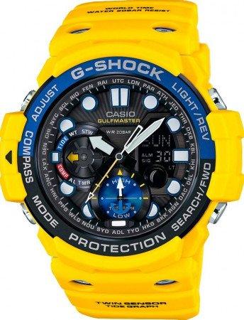 Мужские часы CASIO GN-1000-9AER