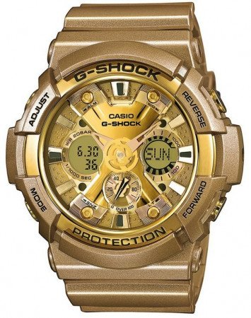 Мужские часы CASIO G-Shock GA-200GD-9AER